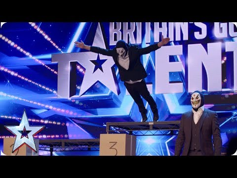 Brotherhood put their lives in the Judges' hands! | Auditions | BGT 2019 (видео)