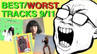 BEST & WORST TRACKS: 9/11 (Lady Gaga, Preoccupations, Sia, D.R.A.M.)