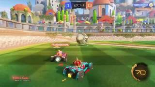 Rocket League Solo