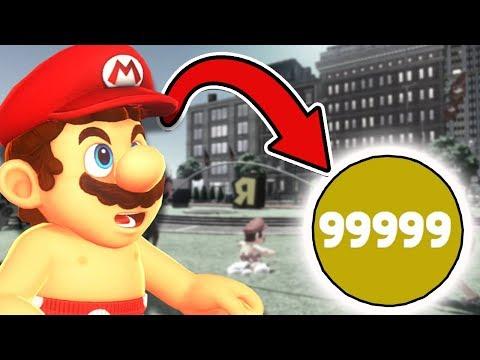 , title : 'SO wirst du Platz 1 im SEILSPRINGEN bei Mario Odyssey [Tutorial]'