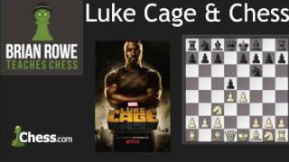 Luke Cage, Chess, Blackmar Diemer Gambit, & The Halosar Trap