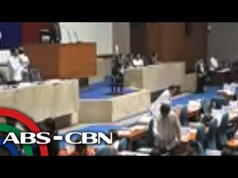 Bandila: Plebisito sa 'Cha-cha', isinusulong sa Kamara
