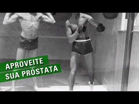 Como para remover a próstata em homens