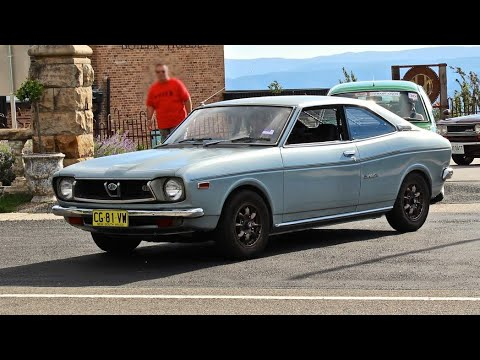 Subaru coupé 1974 Leone
