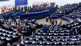 LIVE: European Parliament to elect new president - Second ballot