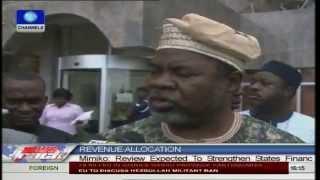 Revenue Allocation: RMAFC visits Ondo,Osun while reviewing formula