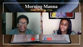 Morning Manna August 23 2021