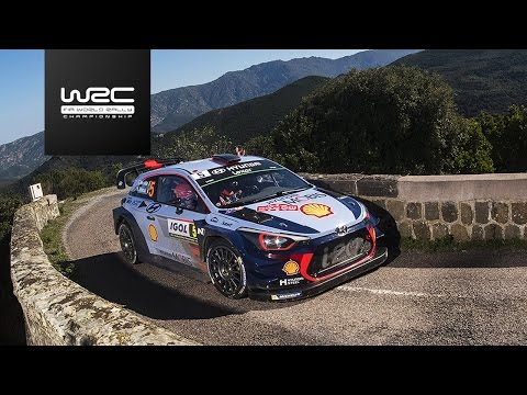 WRC - Tour de Corse 2017: Review Clip