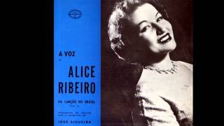 Alice Ribeiro - Orquestra de Câmara - MARACATU - Waldemar Henrique - arr:  Roberto Ricardo Duarte