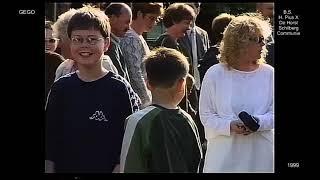 Eerste Heilige Communie Pius X school en de Horst Schilberg (1999)