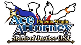 Pursuit ~ Cornering Together - Ace Attorney 6 : Spirit Of Justice OST Extended