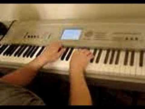 Original Movie Style Song/Music on a Korg Triton Studio Pro