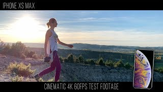iPhone XS Max Cinematic shot at 4K 60 fps | Smart HDR | Best choice for Mobile Filmmaking?