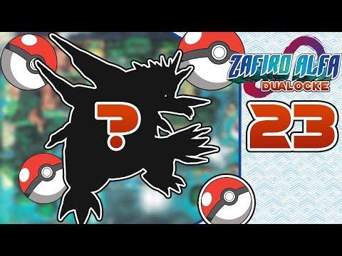 Pokemon Zafiro Alfa DUALOCKE Ep.23 - DIA DE CAPTURAS ¿Que saldra?