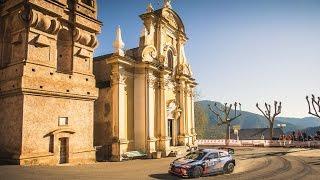 Top Moment  Day 2 - 2017 WRC Tour de Corse - Michelin Motorsport