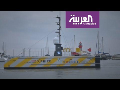 العرب اليوم - شاهد: أول سفينة