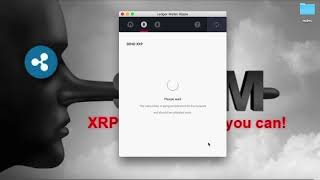 How To Send XRP Ripple from Ledger Wallet To Binance