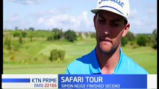 Safari Tour: Greg Snow wins at Thika