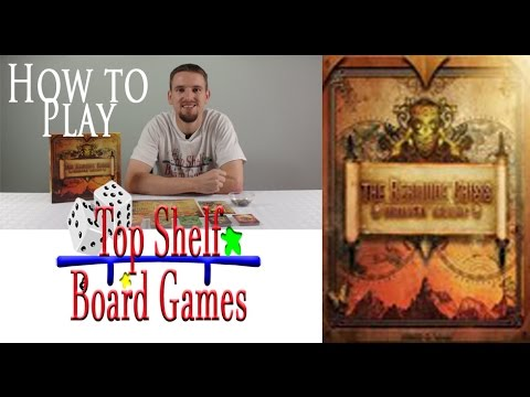 Top Shelf Board Games How to Play The Bermuda Crisis Discovery Dawning