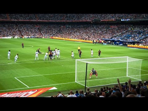 Lionel Messi ● Epic Free Kicks LIVE from The Stands ► Fans Camera ||HD||