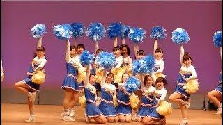 高松商業高校応援部@Chushikoku Cheerleader 2016-2017 Winter