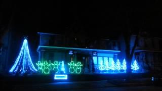 Leechburg Lights Let It Go 2014