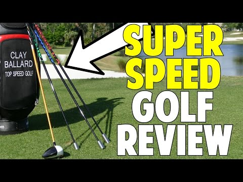 Super Speed Golf Review