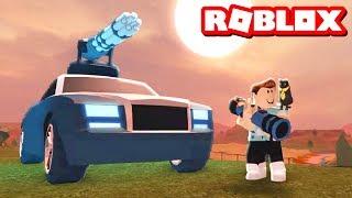 THE BIGGEST JAILBREAK UPDATE!! (Crime Boss / Weapons Update in Roblox Jailbreak)