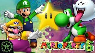 Mario Party 6 - Towering Treetops