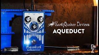 EarthQuaker Devices Aqueduct Vibrato Demo