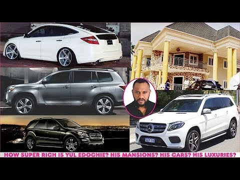 How Super Rich Is Yul Edochie? ► All His Mansions, Cars, Luxuries & Assets