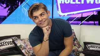 Garrett Clayton Loves HAIRSPRAY & Chocolate
