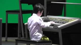 2015 グループ発表会「もりのあさ」幼児科2年秋組(年中)