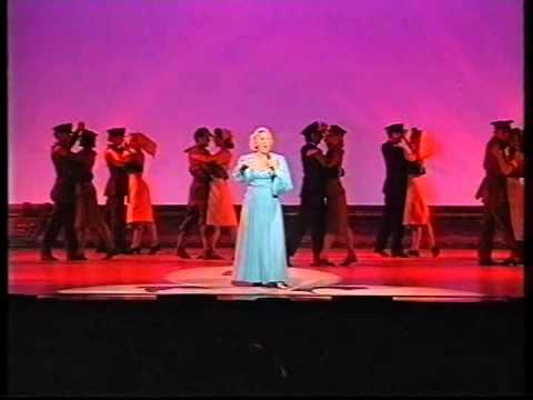 Dame Vera Lynn performs at 1990 Royal Variety Performance