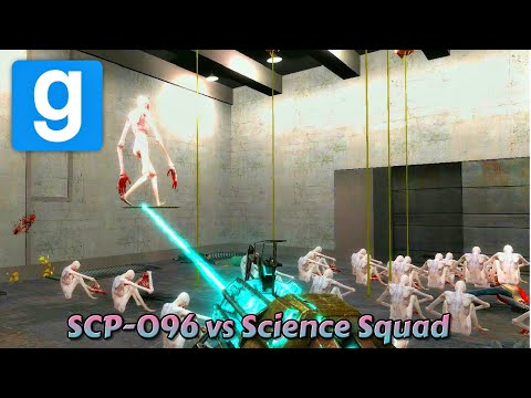 Download SCP-096 vs Two Mad Scientists    - Garry's Mod