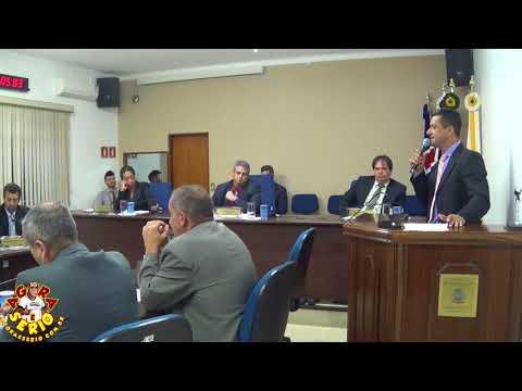 Tribuna Vereador Chiquinho dia 26 de Junho de 2018