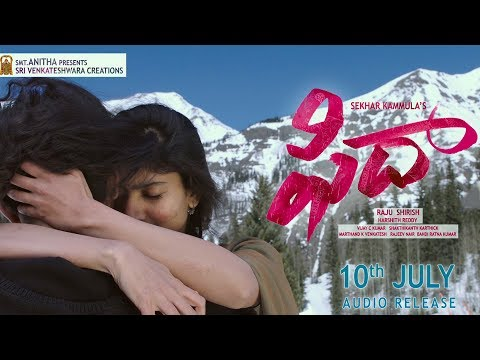 Fidaa video songs