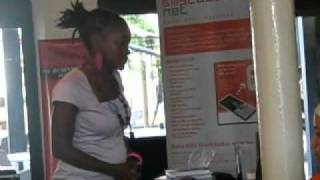 Lelemba at the Business Women's Network October 2010 Breakfast
