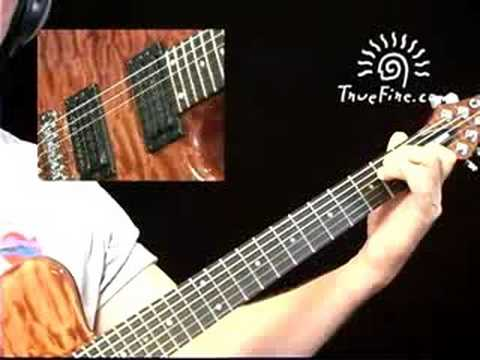 CAGED Guitar System: E Chord - Brad Carlton