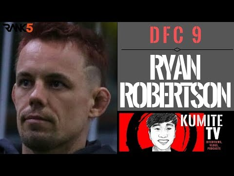 Ryan Robertson is not researching nor thinking about Brad Walley ahead of DFC 9