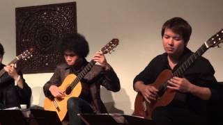Bamboo Guitar Quartet - PoP - Andrew York