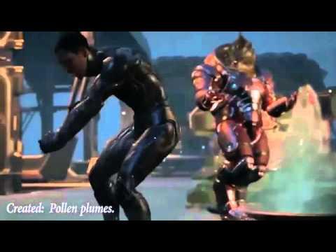 Видео Альфа-версия Mass Effect: Andromeda