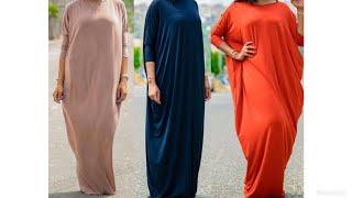 Sew Abaya/ Cowl Dress/ Kaftan (Easy)