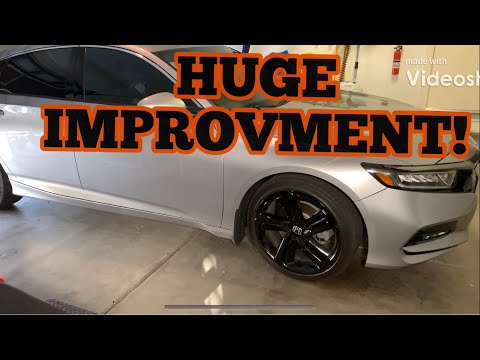 2018 2019 Honda Accord Wheel mod