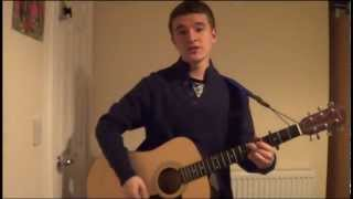 Lightning - Eric Church acoustic cover (version 2.0) by Ben Kelly