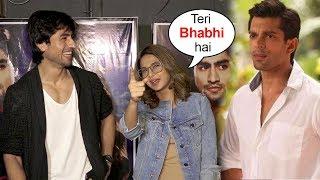 Jennifer Winget & Harshad Chopra Make FUN Of Karan Singh Grover During Bepannah Promotions