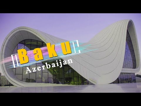 Download Baku Azerbaijan Travel VLOG - The Next Dubai HD Mp4 3GP Video and MP3