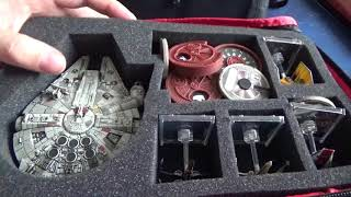 Review Feldherr and my X-Wing storage through.
