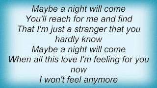 Joe Diffie - Not In This Lifetime Lyrics