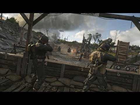 Official Call of Duty®: WWII Headquarters Reveal Trailer thumbnail